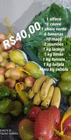Delivery Frutas e verduras - Foto 4