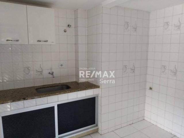Cobertura com 2 dormitórios para alugar, 60 m² por R$ 1.200,00/mês - Vale do Paraíso - Foto 7