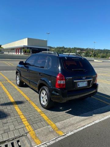 Hyundai Tucson 2012 GLS-B Preto Automático e Banco de Couro - Foto 20