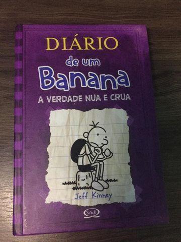 Todos estes livros do diário de um banana em perfeito estado - Foto 5