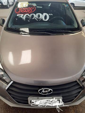 Hyundai HB20 Conf. 1.0 2017 unico dono, Pneus novos - Foto 4