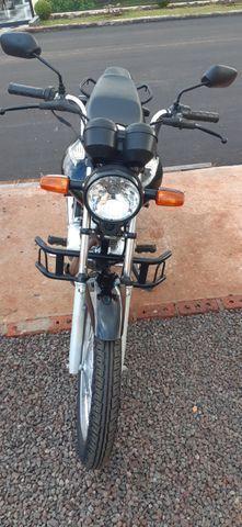 Vende-se moto fan/ks/125cc/2011 - Foto 2