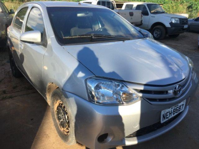 Toyota Etios 1.3 2014 - Foto 5