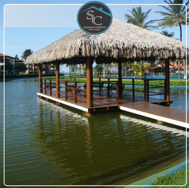 Acquaville Resort Porto das Dunas ótimo investimento - Foto 10