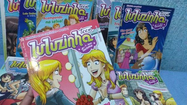 Gibis Luluzinha Teen - Leia a Descrição  - Foto 2