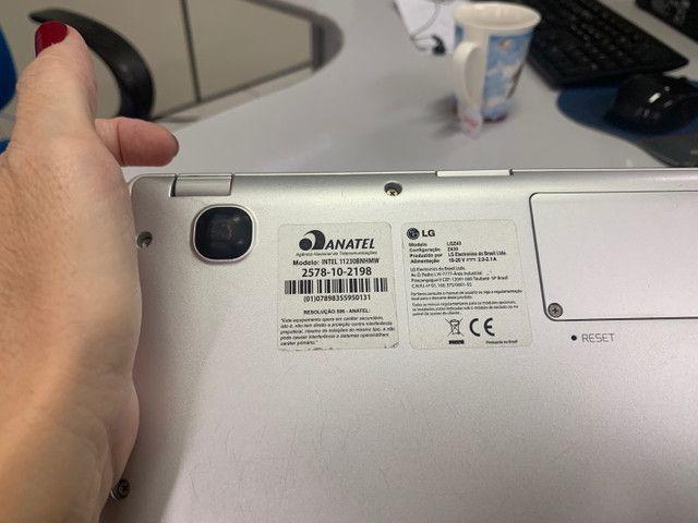 Notebook LG - usado - Foto 3
