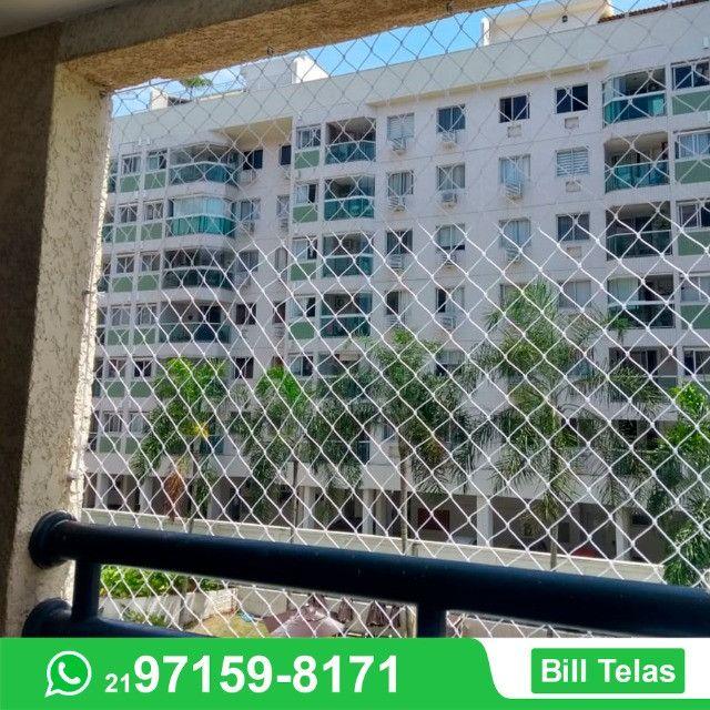 Rede de Proteção para Condominios - Foto 4