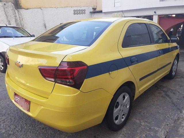 taxi cobalt + autonomia lt 1.4 unico dono. impecável - Foto 6