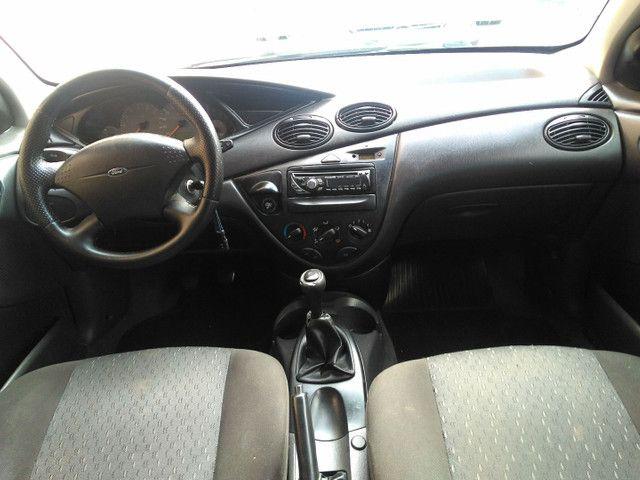 Ford Focus Hatch 1.6 8v Completo! Barbada! Repasse! Financia 100% - Foto 10