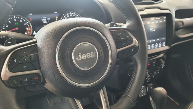 Jeep Renegade Limited 2021 1.8 flex 16V 4x2 AT  - Foto 8