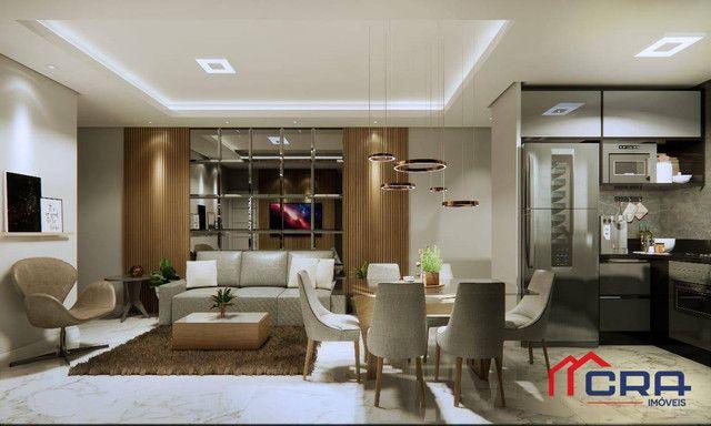Apartamento com 3 dormitórios à venda, 150 m² por R$ 630.000,00 - Jardim Belvedere - Volta