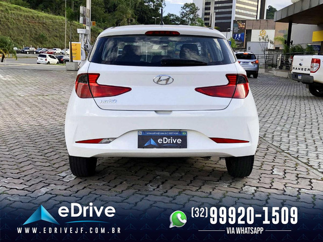 Hyundai Hb20 Vision 1.0 Flex Mec. - IPVA 2021 Pago - Novoooooo - Último Modelo - 2020 - Foto 6