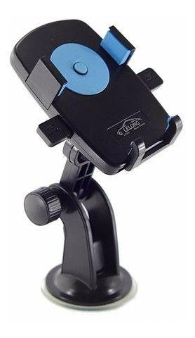 Suporte Veicular Celular Universal Smartphones iPhone - Foto 3