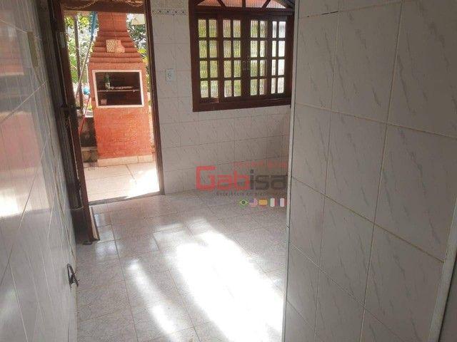 Casa com 4 dormitórios à venda, 180 m² por R$ 280.000,00 - Balneário das Conchas - São Ped - Foto 17