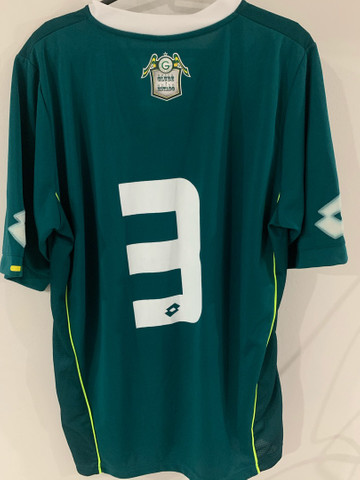 Camisa Lotto Goiás oficial de jogo 2012 - Foto 2