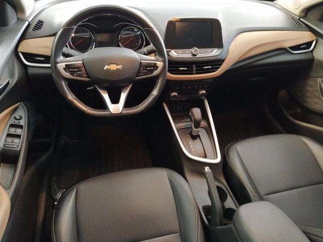 Chevrolet GM Onix Sedan Plus Premier 1.0 Turbo Prata - Foto 4