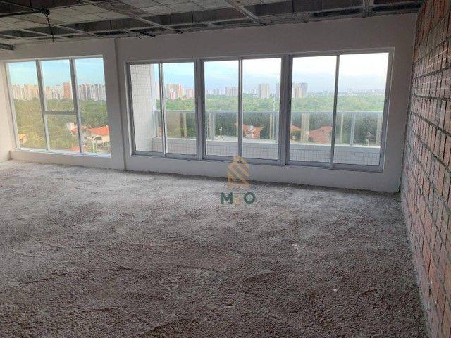 Sala para alugar, 64 m² por R$ 3.520,00/mês - Dionisio Torres - Fortaleza/CE - Foto 5