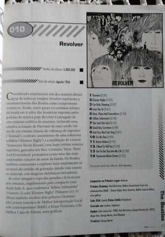 Livro TOP 100 Albuns de Sucessos dos Anos 60 - Foto 5