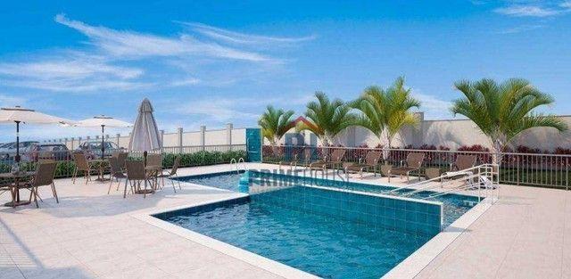 Apartamento com 2 dormitórios, 40 m² por R$ 143.000 - Coxipó - Próximo UFMT - Cuiabá/MT