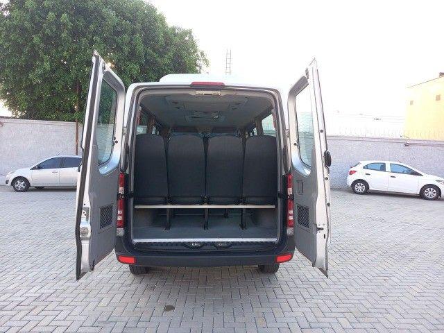 1698. Sprinter Van 416 Cdi TA 15+1 Diesel 2.2 Completa 2020 - 38.000 km - Foto 10