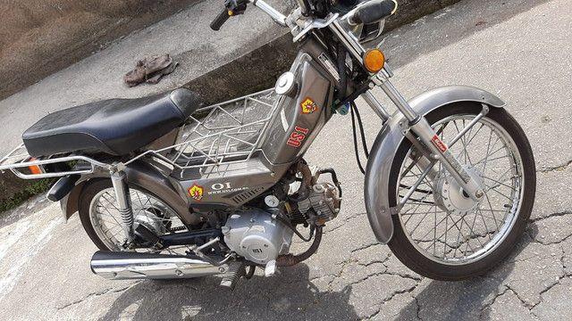 Moto cinquentinha US1 oi 50cc - Foto 2