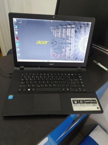 Notebook Acer com SSD - Foto 2