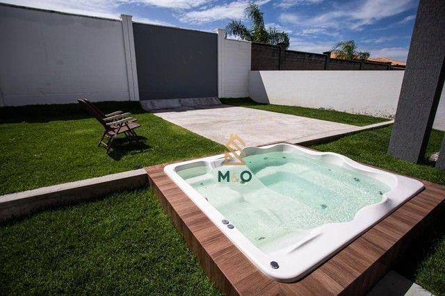 Casa com 4 dormitórios à venda, 519 m² por R$ 2.270.000,00 - Porto das Dunas - Aquiraz/CE - Foto 2