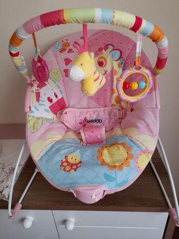 Cadeirinha de Bebê descanso Joy Kiddo. - Foto 2