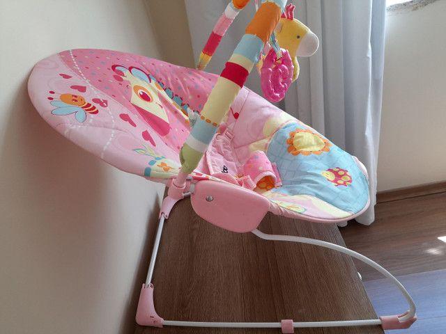 Cadeirinha de Bebê descanso Joy Kiddo. - Foto 3