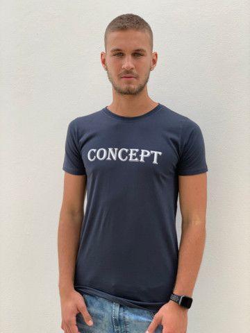 Camiseta Long Nova Coleção Concept - Foto 3