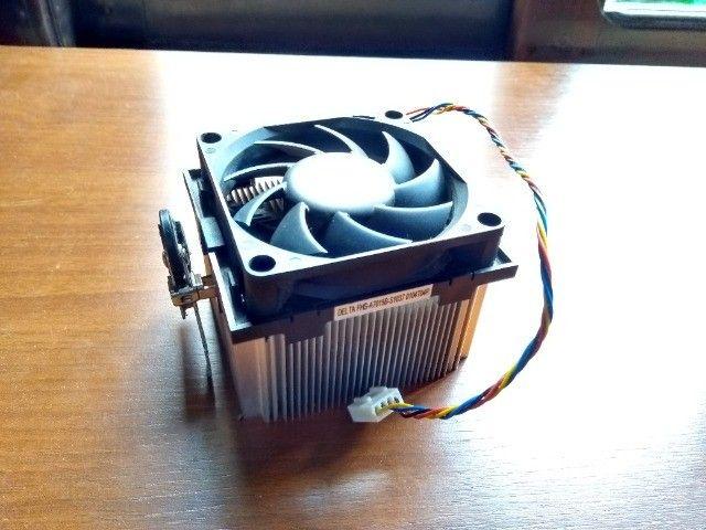 Processador AMD Phenom II X4 desbloqueado com Cooler Box - Foto 4