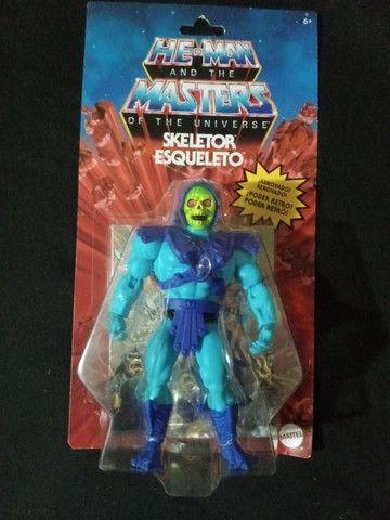 Skeletor coleção He-man Retrô - Foto 2