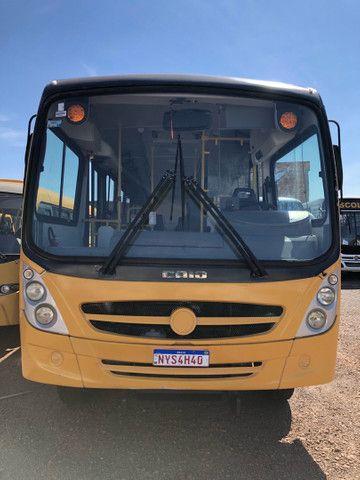 Ônibus escolar ano 2011/2011 Caio Foz 15-190 Em Cascavel,PR - Foto 3