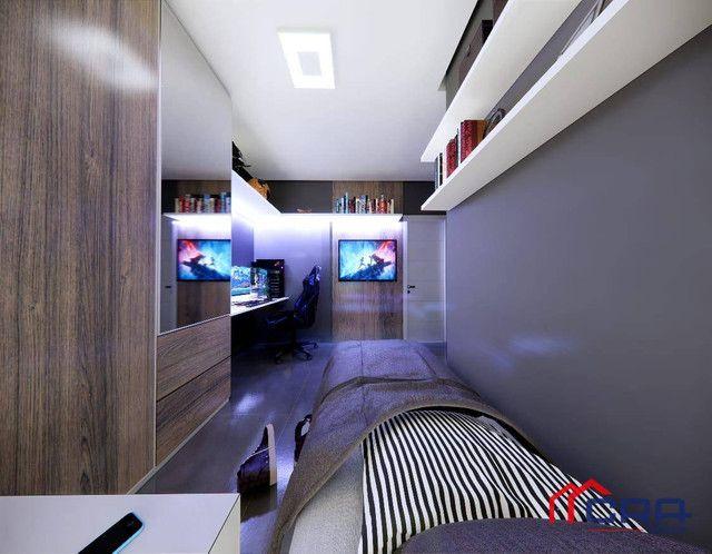 Apartamento com 3 dormitórios à venda, 150 m² por R$ 630.000,00 - Jardim Belvedere - Volta - Foto 12