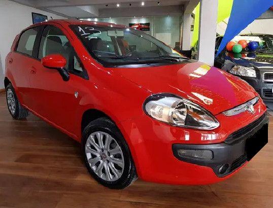 Fiat Punto 1.4 Attractive Italia 8v Flex 4p Manual-2013