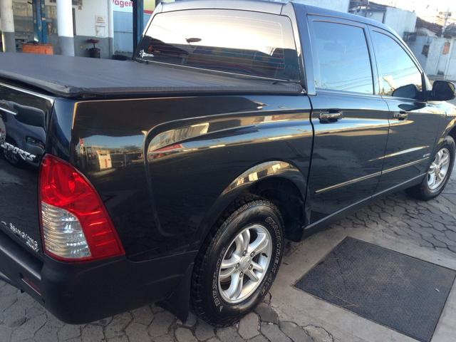 PICK UP SSANGYONG KYRON TURBO DIESEL 4X4 2011
