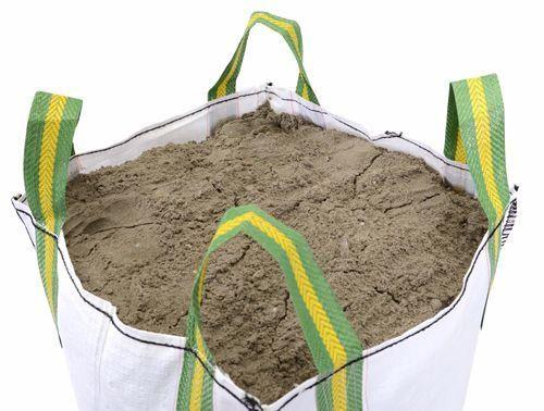 Areia fina big bag ou ensacada