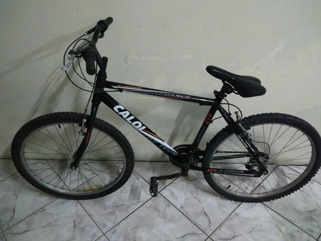 Bicicleta da caloi aluminum aro 26