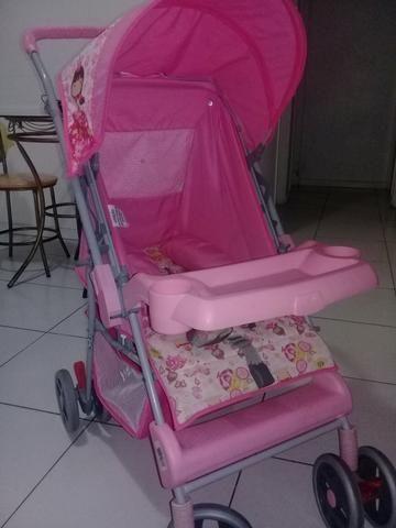 Carrinho de bebê (tutti baby)