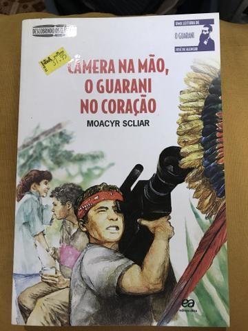 Livro Câmera na mão, Guarani no coração; do Moacyr Scliar