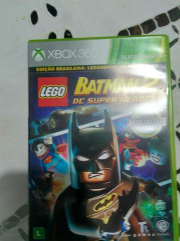 Vendo lego batman 2 xbox 360
