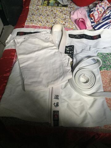 Kimono A1 branco