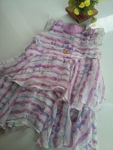 Vestido Lilica Baby Tam 2P ( 16 à 20 meses)