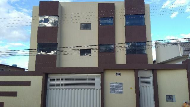 Apto novo (2ª locação) na Col. Agric. Samambaia (Vicente Pires), 1 quarto