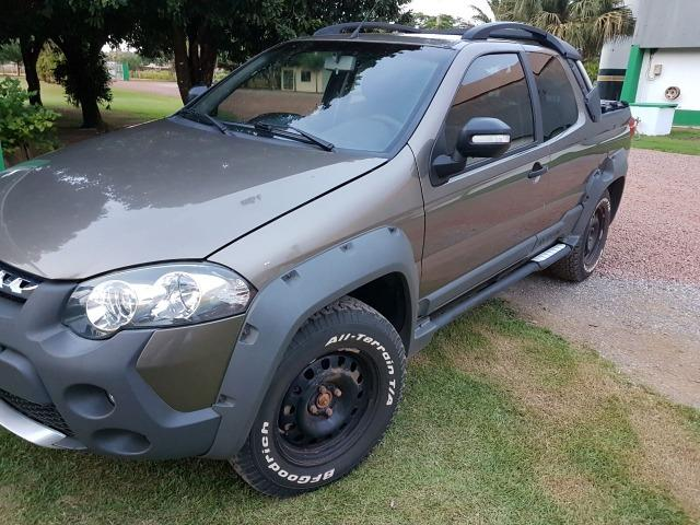 Fiat Strada Adventure Cd 1.8 Locker
