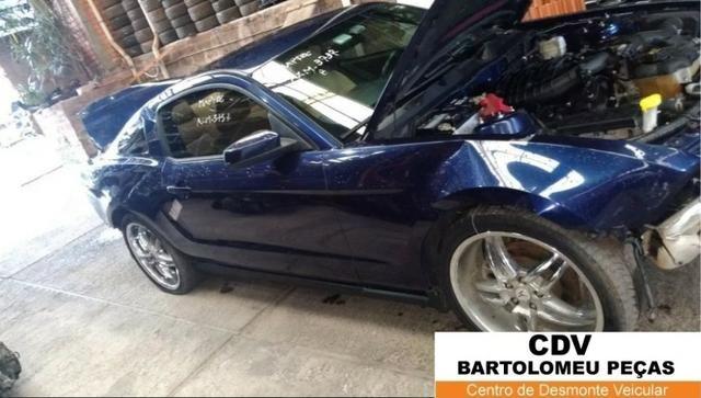 Peças Sucata ford Mustang v6 coupe 2012 - Foto 2
