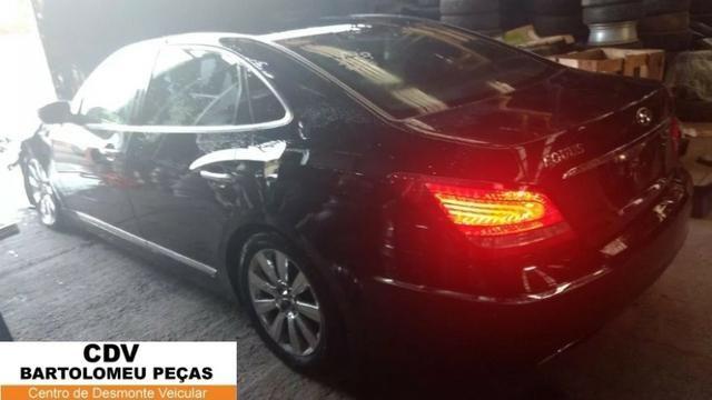 Peças Sucata Hyundai Equus 2011/12 - Foto 4