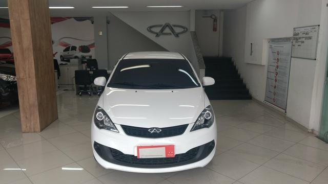 Chery Celer Sedan ACT 2018 Branco