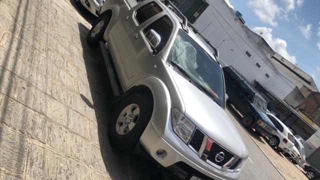 Frontier LE 2013 4x4 Aut Diesel