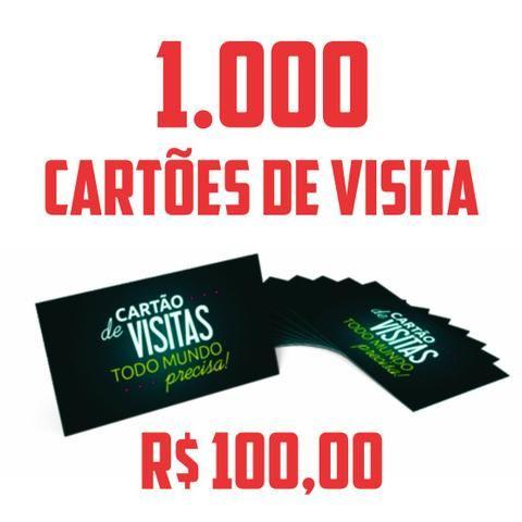 1.000 Cartão Visita